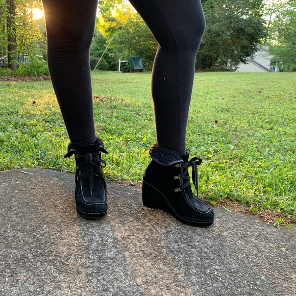 Rocket Dog Shoes - Wedge boots